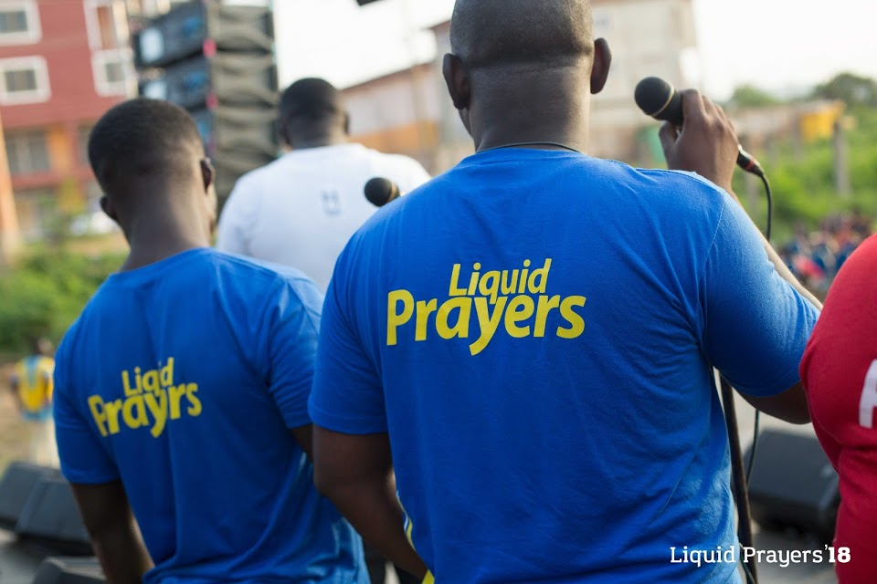 Liquid Prayers Worship - Treaconcepts